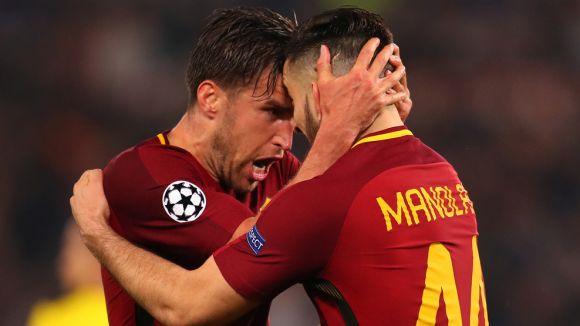 Elbukott Rómában a Barca, kettős sikerrel elődöntős a Liverpool