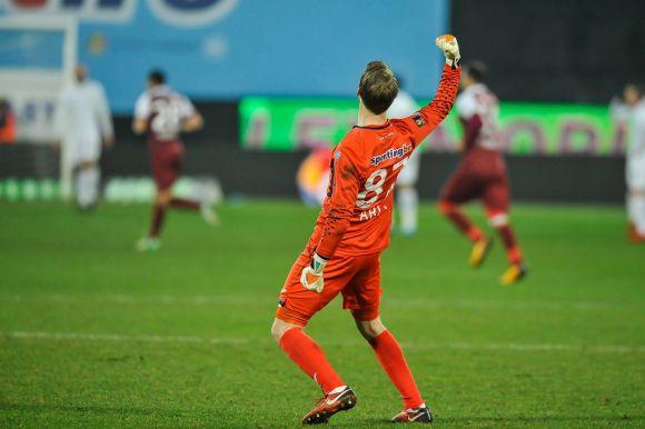 Liga1: az Astra sem tudta bevenni a CFR várát