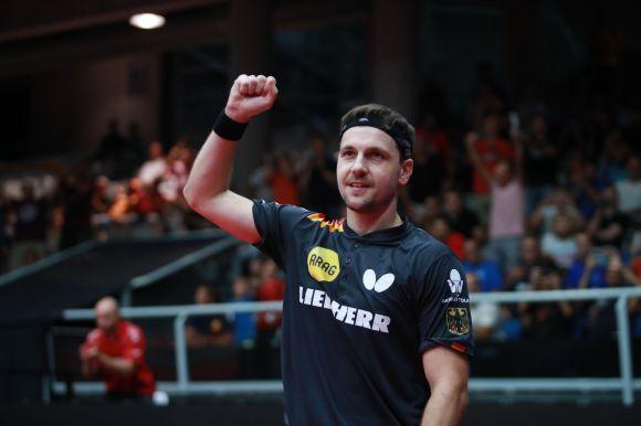 Timo Boll az új Európa-bajnok, Ovidiu Ionescu ezüstérmet nyert