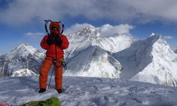 Török Zsolt: összelopkodtam a hegymászással kapcsolatos tudást
