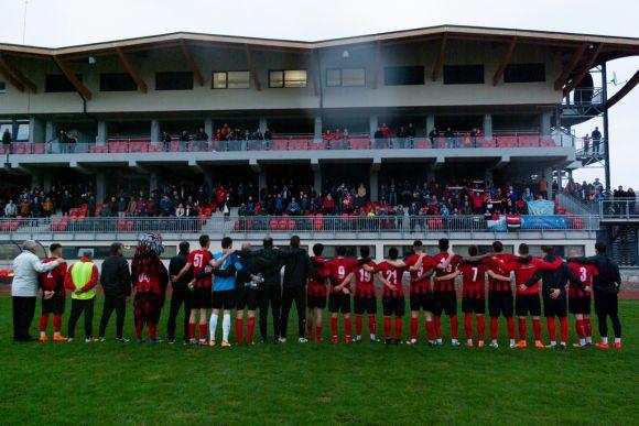 Az FK Csíkszereda hazai pályán 3–0-ra nyert a Sporting Liesti ellen