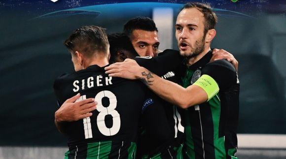 BL: Négy percre volt a bravúrtól a Ferencváros