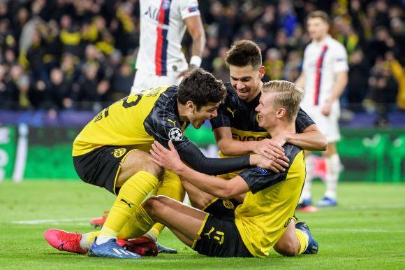 BL: Dortmund nem Haalandóknak való város - VIDEÓK