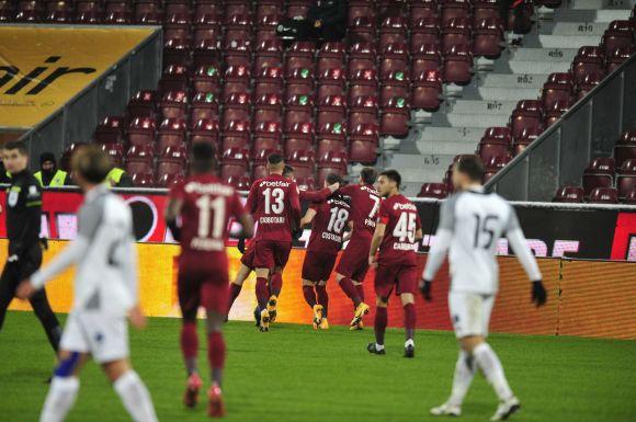 Liga1: A CFR utolérte a FCSB-t
