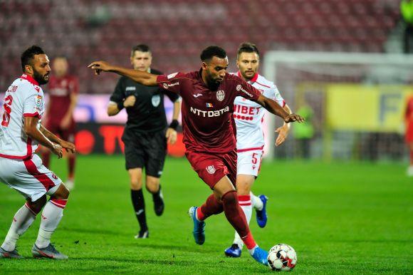 A Dinamo nem akarta elhinni, hogy Bârsan szereti az itt a piros, hol a pirost, nyert a CFR