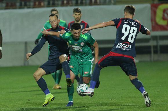 Tincu sem tudta legyőzni a Sepsit, két hatalmas góllal fordítottak Fülöpék