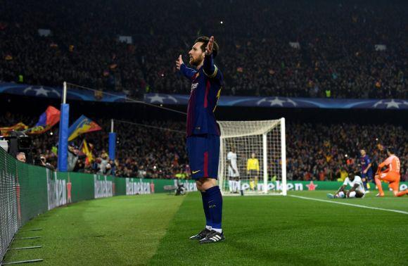 Messi-százados kivégezte a Chelsea-t, a Bayern összben 8–1-gyel ment tovább
