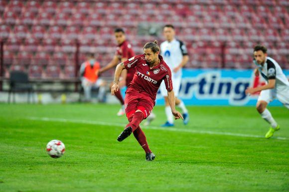 Őrült izgalmakat hozott a CFR - Dinamo Zagreb
