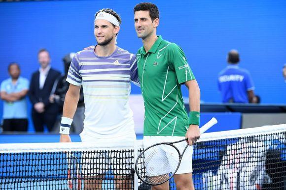 Őrült meccset hozott Novak Djokovics és Dominic Thiem döntője - VIDEÓ