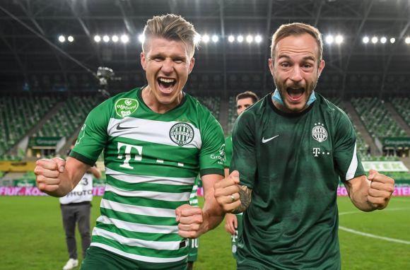 Az elmúlt 30 év legfontosabb európai kupameccse vár a Ferencvárosra szerda este
