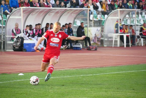 Nagy meccset játszott a Sepsi a Hermannstadt vendégeként