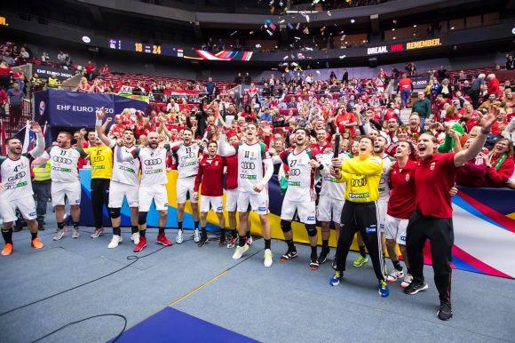 Hihetetlen Bravúr! Magyarország legyőzte Izlandot és csoportelső! - Videó