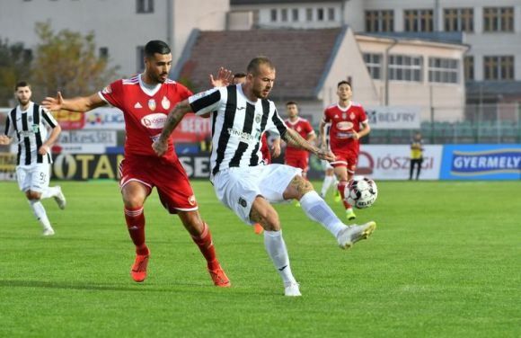 Liga1: Jogos tizenegyest vettek el a Sepsitől, a CFR verte a Craiovát