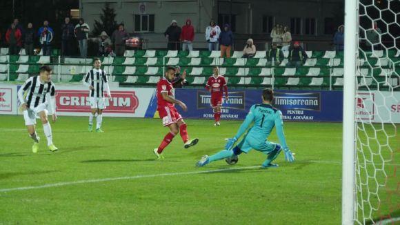 Nagy meccsen verte a Sepsi OSK az Astrát, és bejutott a legjobb nyolc közé a Román Kupában