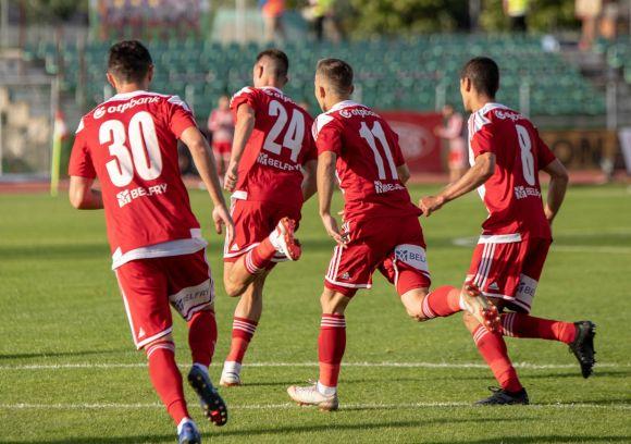 Liga1: Nagyon nagy gólt lőtt a Sepsi a Hermannstadtnak - Videó