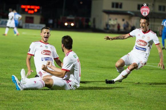 Nagyon elverte a Sepsi OSK  a Poli Jászvásárt a kupa elődöntőjében