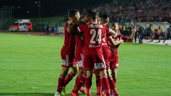 Román Kupa: Klubtörténelmet írt a Sepsi OSK - VIDEÓ