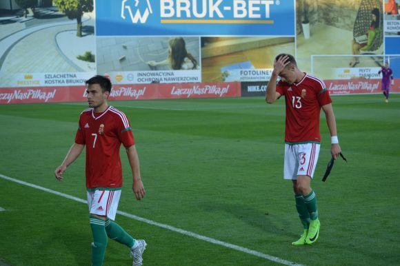 U21-es EB: Félidei döntetlen után simán nyert Németország Magyarország ellen