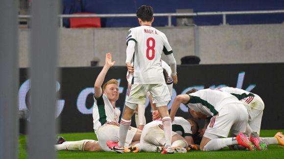 Négyet rúgott, de hárommal nyert Magyarország Andorra ellen
