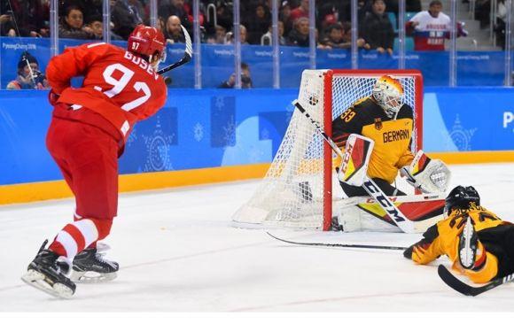 Olimpiai bajnok az orosz hokiválogatott
