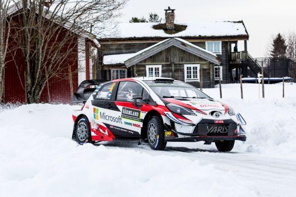 Mutatjuk a WRC legendás téli futamát, fotógaléria a Svéd Raliról