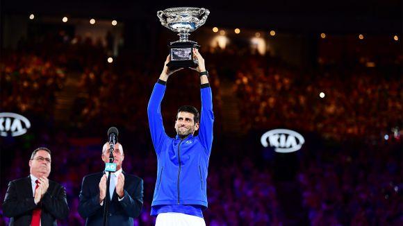 Australian Open: Djokovicsnak megvan a rekordot jelentő hetedik