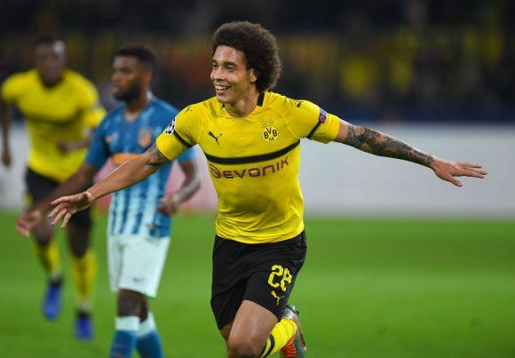 Tovább szárnyal a Dortmund, hibátlan maradt a Barca is