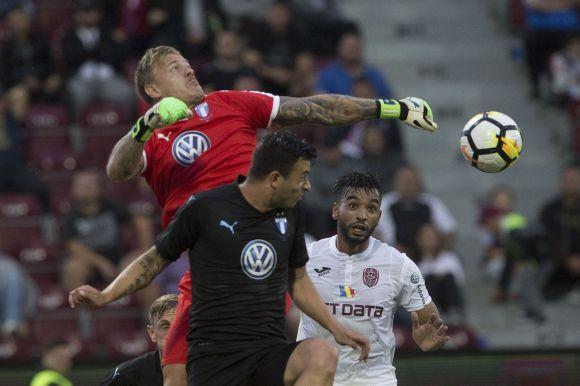 Előnyben a svédek: Kolozsvári CFR–Malmö FF 0–1