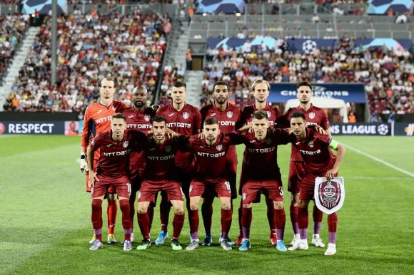 Nehéz feladat vár Prágában a Kolozsvári CFR-re