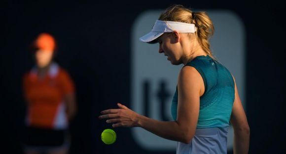 Wozniacki állította meg Niculescut Miamiban