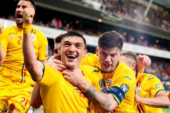 Gyengén muzsikált, de pontot szerzett Norvégiában a román válogatott