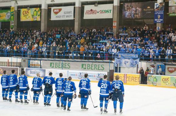 Fontos sikerrel kezdte a középszakaszt a Csíkszeredai Sportklub