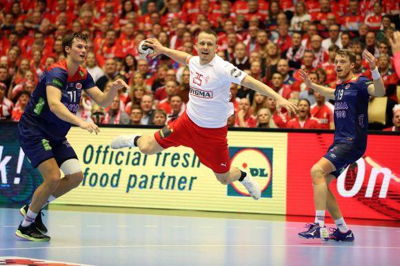 Férfi kézi: világbajnok és olimpiai résztvevő a dán válogatott