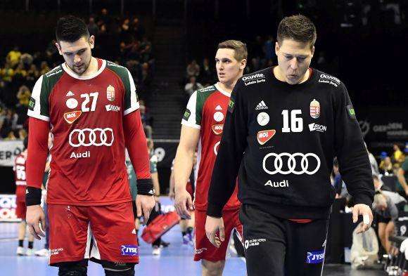 Kézilabda-vb: döntetlen Egyiptommal, középdöntős a magyar válogatott