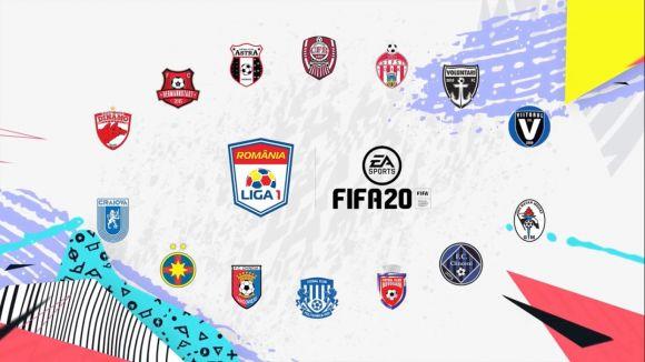 Nem vicc, a Liga 1 bekerült a FIFA 20 videojátékba