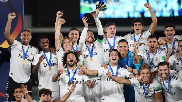 Csak a szokásos: klubvilágbajnok a Real Madrid