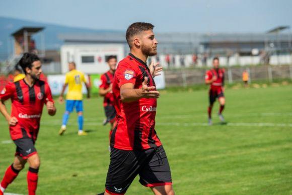 Veres Szilárd gólja pontot ért az FK-nak