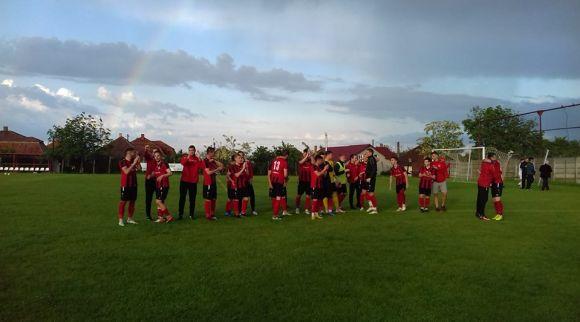 Az FK Csíkszereda feljutott a másodosztályba