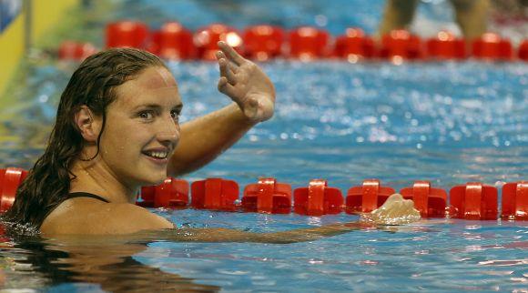 """Hosszú Katinka: """"Az International Swimming League óriási lehetőség az úszósportnak"""