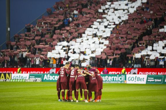 A Lazio ellen folytatja európai kalandját a CFR