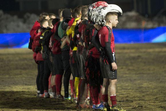 Nehézsúlyú U Craiova állította meg az FK Csíkszeredát