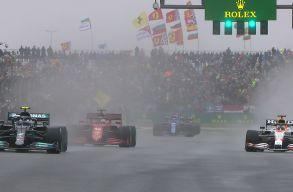 Török Nagydíj: Hamilton komoly taktikai hibát vétett, Verstappen vezeti a világbajnokságot