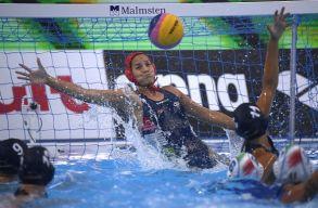 Elődöntőbe jutott a magyar női vizilabda-válogatott a világbajnokságon