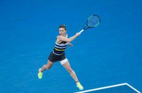 Australian Open: Halep megnyerte az első meccsét