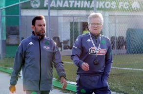 Hivatalos! Bölöni László mától a Panathinaikos edzője