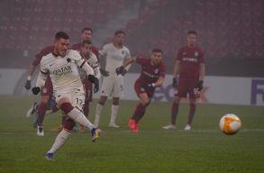 Az AS Roma elvitte a három pontot Kolozsvárról