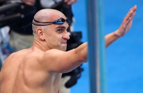 Tokió2020: Cseh döntős, Kapás lemaradt a dobogóról