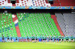 Négy játékos hiányozhat a németektől, ha Szalaiék nyernek Magyarország továbbjut