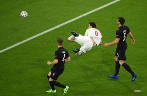 Magyarország szenzációs meccsen játszott döntetlent Németország ellen, de kiesett