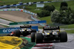 F1 Stájer Nagydíj: A Renault óvást nyújtott be!